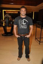 Sohail Khan at CCL team launch in Novotel, Mumbai on 19th Oct 2012 (43).JPG