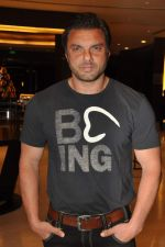 Sohail Khan at CCL team launch in Novotel, Mumbai on 19th Oct 2012 (45).JPG