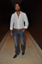 Sudeep at CCL team launch in Novotel, Mumbai on 19th Oct 2012 (10).JPG