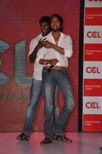 Sudeep at CCL team launch in Novotel, Mumbai on 19th Oct 2012 (92).JPG
