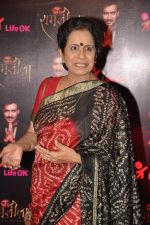 Usha Nadkarni at Life Ok Ramleela red carpet in R K Studios, Mumbai on 19th Oct 2012 (49).JPG