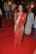 Rupali Ganguly at North Mumbai durga pooja in Juhu, Mumbai on 20th Oct 2012 (15).JPG