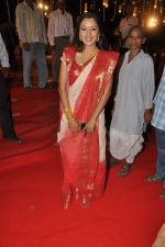 Rupali Ganguly at North Mumbai durga pooja in Juhu, Mumbai on 20th Oct 2012 (16).JPG
