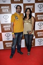 Adam Bedi, Nisha Harale at Sun Dance Party by Absolut Elyx in Mumbai on 21st Oct 2012 (105).JPG