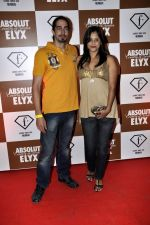 Adam Bedi, Nisha Harale at Sun Dance Party by Absolut Elyx in Mumbai on 21st Oct 2012 (107).JPG