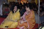 Moushumi Chatterjee, Tina Ambani at North Mumbai durga pooja in Mumbai on 22nd Oct 2012 (36).JPG