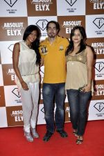 Nina Manuel, Adam Bedi, Nisha Harale at Sun Dance Party by Absolut Elyx in Mumbai on 21st Oct 2012 (104).JPG
