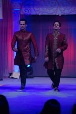 Rohit Roy, Vikram Shergill at ITA Awards in Mumbai on 21st Oct 2012 (28).JPG