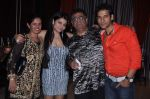 Umesh Pherwani with Shraddha Sharma at the Birthday Celebrations of Shraddha Sharma at Novotel, Juhu on 24th Oct 2012 (55).JPG