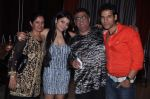 Umesh Pherwani with Shraddha Sharma at the Birthday Celebrations of Shraddha Sharma at Novotel, Juhu on 24th Oct 2012 (57).JPG