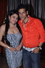 Umesh Pherwani with Shraddha Sharma at the Birthday Celebrations of Shraddha Sharma at Novotel, Juhu on 24th Oct 2012 (61).JPG