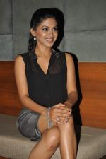 Anjali Patil at Prakash Jha_s Chakravyuh promotions in Apicus on 25th Oct 2012 (18).JPG