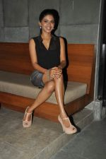 Anjali Patil at Prakash Jha_s Chakravyuh promotions in Apicus on 25th Oct 2012 (19).JPG