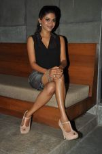 Anjali Patil at Prakash Jha_s Chakravyuh promotions in Apicus on 25th Oct 2012 (23).JPG