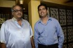 BONEY KAPOOR & SHRAVAN SATYANI at Maheep Kapoor_s festive colelction launch at Satyani Jewels in Mumbai on 25th Oct 2012.JPG