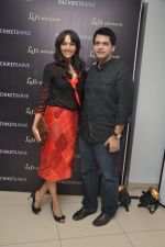 Dipannita Sharma at Le15 Patisserie-Nachiket Barve event in Mumbai on 25th Oct 2012 (45).JPG