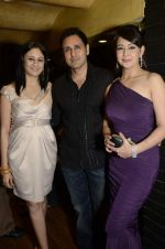 NITYA SATYANI, PARVEEN DABBAS, PREETI JHANGIANI at Maheep Kapoor_s festive colelction launch at Satyani Jewels in Mumbai on 25th Oct 2012.JPG