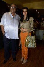 Sridevi, Boney Kapoor at Maheep Kapoor_s festive colelction launch at Satyani Jewels in Mumbai on 25th Oct 2012 (72).JPG