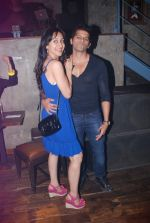 Teejay Sidhu, Karnvir Bohra at Hard Kaur album launch in Mumbai on 24th Oct 2012 (158).JPG