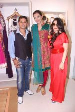 Yukta Mookhey at Azeem Khan accessories launch in Mumbai on 24th Oct 2012 (29).JPG