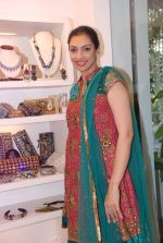 Yukta Mookhey at Azeem Khan accessories launch in Mumbai on 24th Oct 2012 (34).JPG