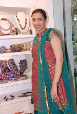 Yukta Mookhey at Azeem Khan accessories launch in Mumbai on 24th Oct 2012