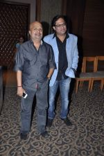 Sameer, Shamir Tandon at Pahlaj Nahlani_s sons wedding reception in Mumbai on 26th Oct 2012 (61).JPG