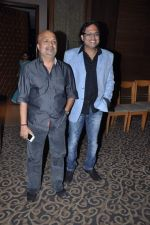Sameer, Shamir Tandon at Pahlaj Nahlani_s sons wedding reception in Mumbai on 26th Oct 2012 (60).JPG