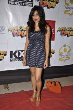 Nidhi Subbaiah at Ajab Gajab Love promotions at NM college in Juhu, Mumbai on 1st Nov 2012 (95).JPG
