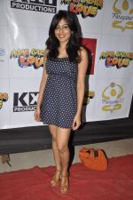 Nidhi Subbaiah at Ajab Gajab Love promotions at NM college in Juhu, Mumbai on 1st Nov 2012 (96).JPG