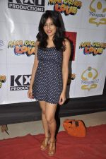 Nidhi Subbaiah at Ajab Gajab Love promotions at NM college in Juhu, Mumbai on 1st Nov 2012 (97).JPG