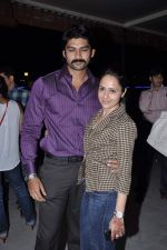 Natasha Sharma, Aditya Redij at Life TV Junoon Aisi Nafrat bash in Andheri, Mumbai on 5th Nov 2012 (28).JPG