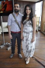 Shraddha Nigam at India Resort Fashion Week press meet in Escobar on 6th Nov 2012 (56).JPG