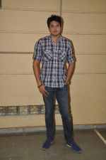 Chirag Patil at Le gaya saddam press meet in Andheri, Mumbai on 7th Nov 2012 (9).JPG