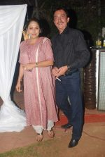 Anju Mahendroo at Ashutosh Rana_s Birthday Bash, given by his wife Renuka Shahane in The Club, Mumbai on 8th Nov 2012 (96).JPG