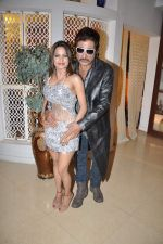 Piu Chouhan, Shakti Kapoor at Item Song shoot of film Jaalsaaz in Future Studio, Mumbai on 8th Nov 2012 (27).JPG