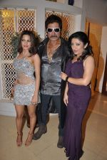 Piu Chouhan, Shakti Kapoor at Item Song shoot of film Jaalsaaz in Future Studio, Mumbai on 8th Nov 2012 (37).JPG