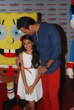Rohit roy at Nickolodeon movie screening of Keymon Ache and Nani in Cinemax, Mumbai on 8th Nov 2012 (32).JPG