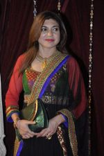 Alka Yagnik at Zee Rishtey Awards in Mumbai on 10th Nov 2012 (28).JPG