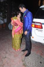 Rohit Roy, Mansi Joshi Roy at Shilpa Shetty_s Diwali bash in Mumbai on 13th Nov 2012 (108).JPG