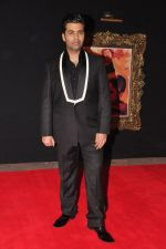 Karan Johar at the Premiere of Jab Tak Hai Jaan in Yashraj Studio, Mumbai on 16th Nov 2012 (70).JPG