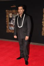 Karan Johar at the Premiere of Jab Tak Hai Jaan in Yashraj Studio, Mumbai on 16th Nov 2012 (72).JPG