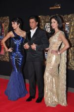 Katrina Kaif, Anushka Sharma at the Premiere of Jab Tak Hai Jaan in Yashraj Studio, Mumbai on 16th Nov 2012 (69).JPG