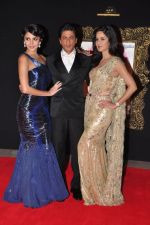Katrina Kaif, Anushka Sharma at the Premiere of Jab Tak Hai Jaan in Yashraj Studio, Mumbai on 16th Nov 2012 (78).JPG