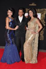 Katrina Kaif, Anushka Sharma at the Premiere of Jab Tak Hai Jaan in Yashraj Studio, Mumbai on 16th Nov 2012 (79).JPG