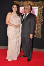 Kiran Sippy, Ramesh Sippy at the Premiere of Jab Tak Hai Jaan in Yashraj Studio, Mumbai on 16th Nov 2012 (193).JPG