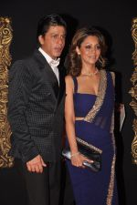 Shahrukh Khan, Gauri Khan at the Premiere of Jab Tak Hai Jaan in Yashraj Studio, Mumbai on 16th Nov 2012 (174).JPG