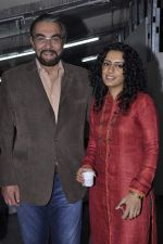 kabir bedi with parveen dusanj at Turkish consulate sufi event in Mumbai on 14th Nov 2012  (1).JPG