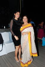 Gauri Bhosle with Sai at the launch of Sai Deodhar and Shakti Anand_s Production house Thoughtrain Entertainment in Mumbai on 18th Nov 2012.JPG