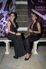 Aanchal Kumar, Candice Pinto at the Launch of Radiomir Panerai watches in Mumbai on 22nd Nov 2012 (15).JPG